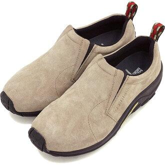 MERRELL Merrell 運動鞋叢林 MOC WMN 叢林 MOC 女性的褐色 (60802)