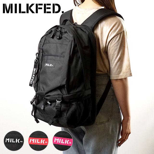レディースバッグ, バックパック・リュック  MILKFED. NEO BIG BACKPACK BAR 3182085