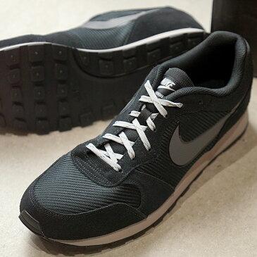 【在庫限り】NIKE MD ランナー2 SE MD RUNNER 2 SE スニーカー メンズ 靴 ブラック/ダークグレー (AO5377-003 HO18)【ts】【コンビニ受取対応商品】