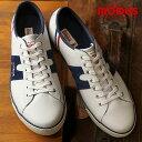 【サイズ交換片道送料無料】モーブス mobus エッセン ESSEN スニーカー メンズ 靴 S.WHT/NAVY (M