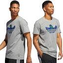 【即納】アディダス スケートボーディング adidas Originals メンズ Tシャツ SHMOO FILL TEE マーク・ゴンザレス コアヘザー (FUE41/DU8363 SS19)【メール便可】