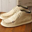 【即納】コンカラー シューズconqueror shoes メンズ フローター FLOATER サーフ カジュアル スニーカー 靴 NEW HEMP ベージュ系 (19SS-FL01 SS19)