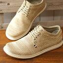 【即納】コンカラー シューズconqueror shoes メンズ マンハッタン MANHATTAN サーフ カジュアル スニーカー 靴 NEW HEMP ベージュ系 (19SS-MN01 SS19)
