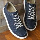 【即納】コンカラー シューズconqueror shoes メンズ マリオン MARION サーフ カジュアル スニーカー 靴 DK.DENIM ネイビー系 (19SS-MR 02 SS19)