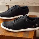 【即納】コンカラー シューズconqueror shoes メンズ デイトナ DAYTONA サーフ カジュアル スニーカー 靴 BLACK ブラック系 (19SS-DN 01 SS19)