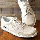 【即納】コンカラー シューズconqueror shoes メンズ デイトナ DAYTONA サーフ カジュアル スニーカー 靴 WHITE ホワイト系 (19SS-DN 03 SS19)