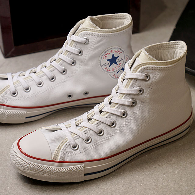 メンズ靴, スニーカー  CONVERSE 100 HI ALL STAR 100 DOUBLEPARTS HI 31302620 FW20 WHITE ets