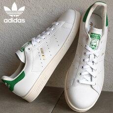 adidasOriginalsアディダスオリジナルススニーカーメンズレディースSTANSMITHスタンスミスランニングホワイト/ランニングホワイト/グリーンS75074SS16