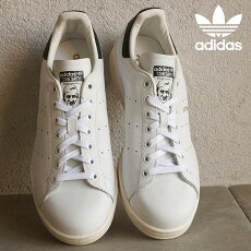 adidasOriginalsアディダスオリジナルススニーカーメンズレディースSTANSMITHスタンスミスランニングホワイト/ランニングホワイト/コアブラックS75076SS16