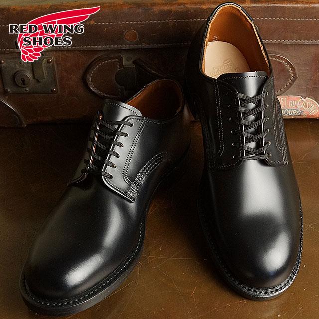 メンズ靴, その他  REDWING Mil-1 Blucher Oxford Black Esquire 9087 SS16