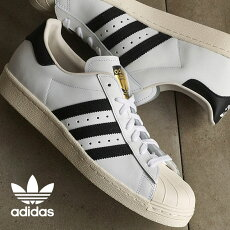 ���ǥ��������ꥸ�ʥ륹�����ѡ������������ƥ�����adidasOriginals��󥺥�ǥ�����SUPERSTAR80S�ۥ磻��/�֥�å�/���硼��2��AJG61070��