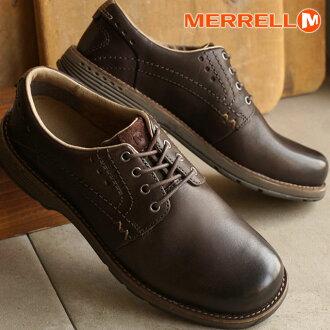 MERRELL 境界花邊男人咖啡 Merrell 境界競走鞋 (42137)