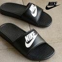 【在庫限り】ナイキ メンズ サンダル 靴 シャワーサンダル 靴 ベナッシ NIKE BENASSI ブラック (343880-090 SU16)【e】【ts】【コンビニ受取対応商品】