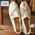 【即納】TOMS トムス レディース WOMENS SEASONAL CLASSICS シーズナル クラシックス スリッポン キャンバス N.Moroccan Crochet (10007858 SS17)【コンビニ受取対応商品】