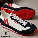 【返品送料無料】パトリック PATRICK スニーカー MARATHON マラソン メンズ・レディース 日本製 靴 WHIT...