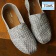 【即納】TOMS トムス レディース WOMENS SEASONAL CLASSICS シーズナル クラシックス スリッポン キャンバス S.Crochet Lace (10009728 SS17)【コンビニ受取対応商品】