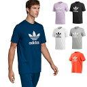 【即納】adidas アディダス Tシャツ メンズ TREFOIL TEE トレフォイル Tシャツ adidas Originals アディダスオリジナルス (EKF76 EKF75 EWD57/CW0709)【コンビニ受取対応商品】【メール便可】