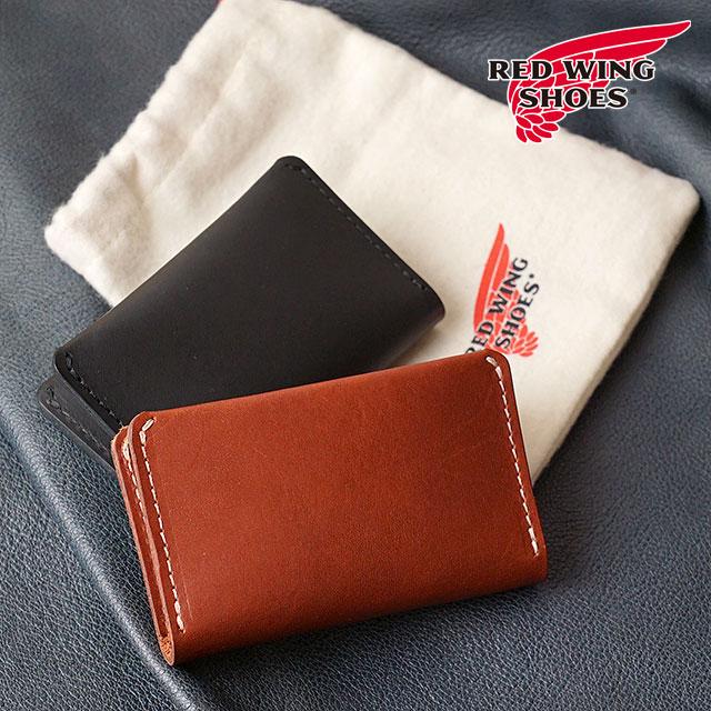 財布・ケース, 名刺入れ REDWING BI-FOLD CARD CASE red wing 95021 95013 SS18