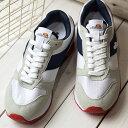 【即納】エレッセ ellesse ヘリテージ LS117 '19 Heritage LS117 '19 メンズ レディース スニーカー 靴 WN ホワイト/ネイビー ホワイト系 (EFH9124 SS19)