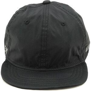ニューエラ アウトドア NEWERA OUTDOOR バイクキャップ テック BIKE CAP TECH (11897333) メンズ・レディース 帽子 フリーサイズ UVカット ブラック【メール便可】