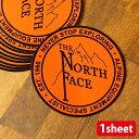 ノースフェイス THE NORTH FACE TNFプリントステッカー TNF P...