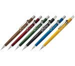 ぺんてる/Pentelロングセラーシャープペン0.3mm0.5mm0.7mm0.9mm全6色P203/P205/P207/P209