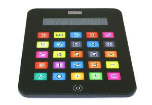 ☆DealExtreme/カラフルなiPad風 タブレットカリキュレーター!大型8桁電卓☆