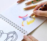 ☆ディック・ブルーナアートぬりえ☆絵本作家ディック・ブルーナの新しいタイプのぬりえ!★コクヨのえほんシリーズ★KE-DB4