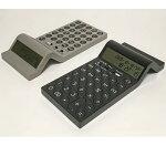 LOOPERCALCULATORルーパー/電卓[時計・カレンダー機能付]両側から使える!全4色LPC-