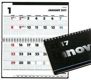 イノベーター カレンダー デザイン ダイアリー