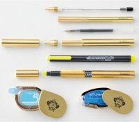 送料無料!★オロビアンコボールペン<BRASSSERIES>(Orobianco)★真鍮素材を用いた重厚感のあるシリーズ☆トライストラムス(trystrams)☆【RCP】