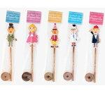 ☆パペットペン☆ペンの先に操り人形が付いた遊べるペン★SUGAIWORLD★【RCP】