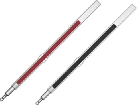 スリップオン極細油性ボールペン 木軸ボールペン S 用リフィール SIERRA/SLIP-ON/木軸ボールペン S 705NP