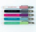 ★木軸ボールペン太1.0mmクリップ付★手になじみやすい木軸のボールペン☆マークス(MARK'S)☆DA-BP8