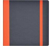 ☆クオバディス(QUOVADIS)☆2015年秋新登場、4色展開★Soft&Colorソフト&カラーノート16x16cm★qv23779*
