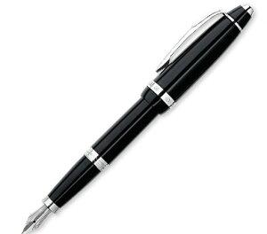 ★クロス(CROSS)万年筆★ ペン全体がまるでジュエリーのようなエレガントな外観! ☆クロス ...