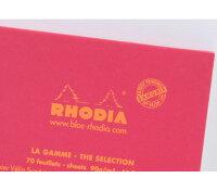 ☆ロディア(RHODIA)☆ハイスペックライン「R」シリーズに2015年のリミテッドカラー第2弾★ブロックロディアカラーRNo.16★