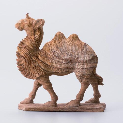 李元清 サンドストーン『福々駱駝』