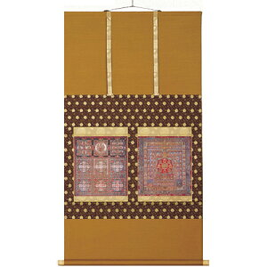 National treasure Ryokai Mandala [Buddhist painting, hanging scroll] [Mail order / sales]