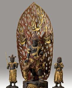 倶利伽羅 『不動明王三尊像』