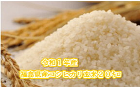 中通り産コシヒカリ玄米