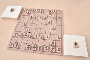 完全木製版DX将棋