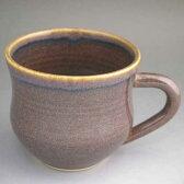 京焼 清水焼 むらさき縁マグカップ