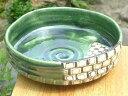 京焼 清水焼 おりべ7寸鉢