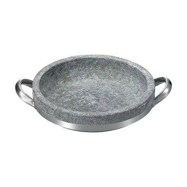 長水 遠赤 石焼海鮮鍋 (ハンドル付) 32cm SSK01