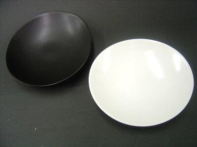 和洋中問わないシンプルなデザインが魅力的!白山陶器 WAEN(和円) 5号