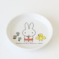 お子様食器(メラミン)ミッフィー丸皿