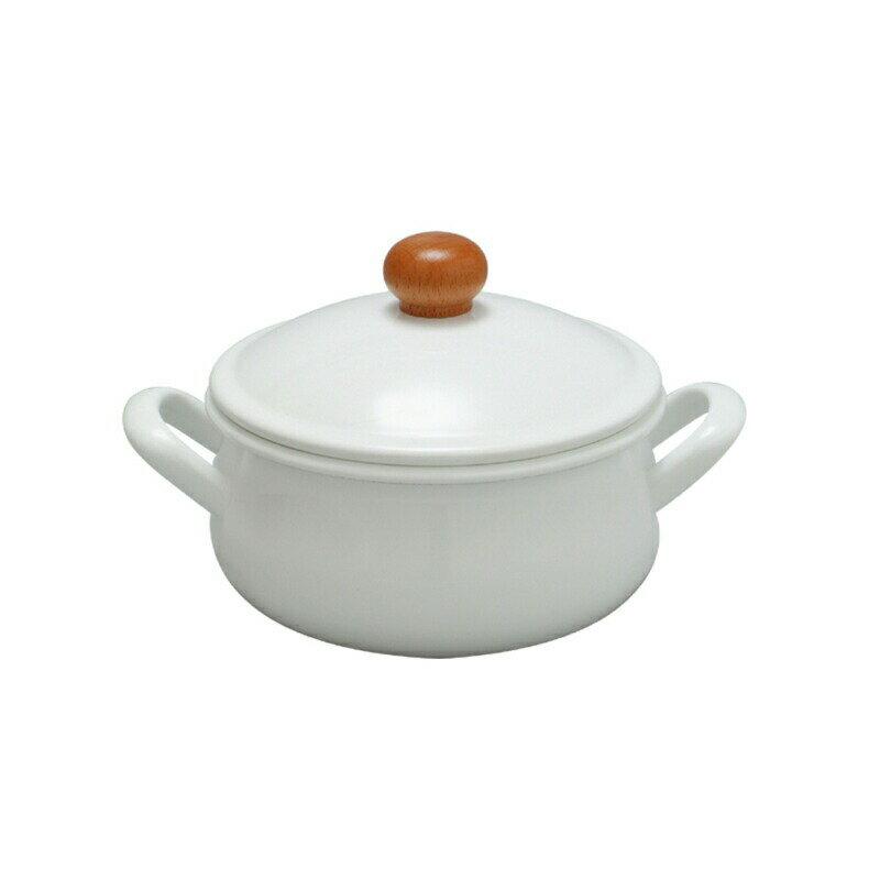 鍋, 両手鍋  15cm IH 1.1L 23