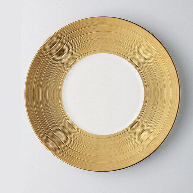 [NC5-264] セリエナ 27cm ショープレート GD