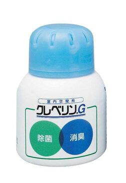 [TKG16-1295] 空間除菌・消臭ゲル クレベリンG 150g(室内空間用)